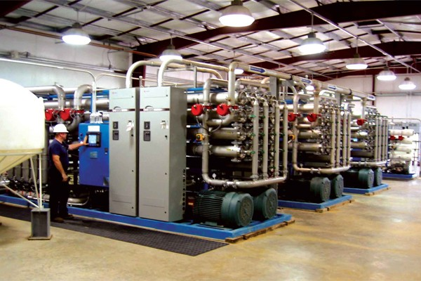 Membrane Process Systems